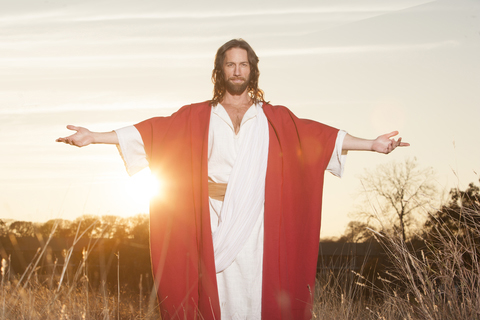 Jesus picture - God's Transforming Grace