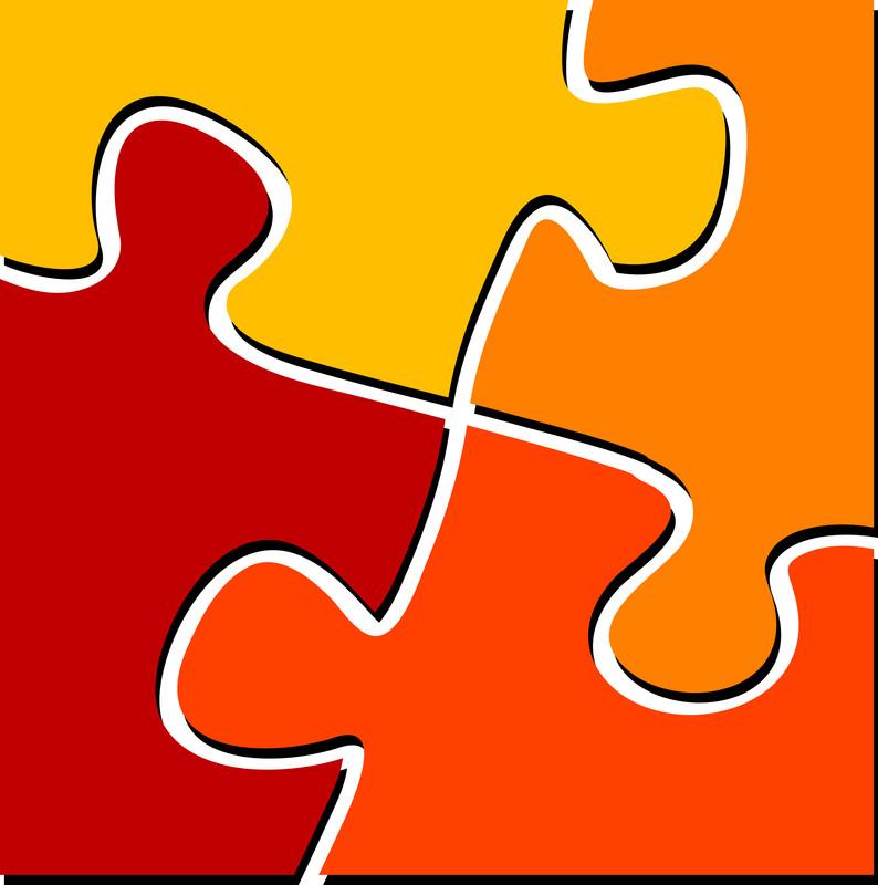 puzzle - God's Transforming Grace