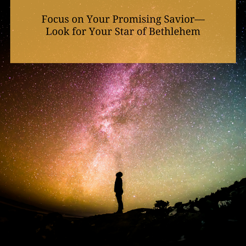 Focus on Your Promising Savior - God's Transforming Grace
