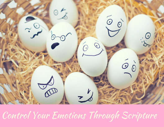 How to Take Control of Your Emotions