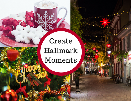 Create Hallmark Moments - God's Transforming Grace