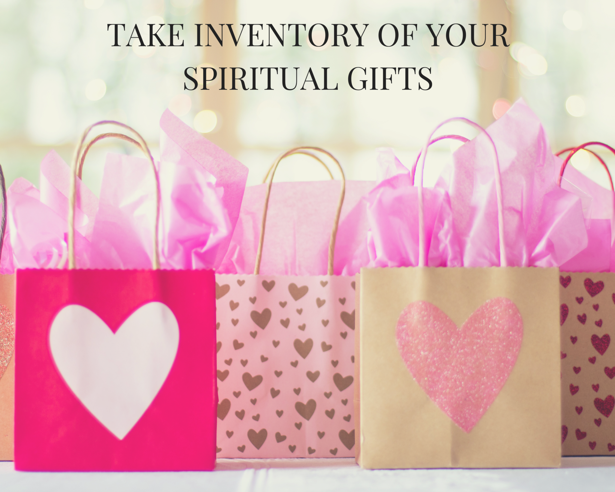 Spiritual gifts - God's Transforming Grace