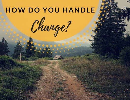 Handling Change - God's Transforming Grace