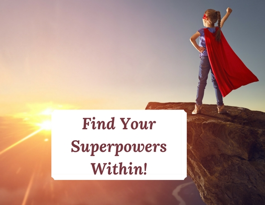 Who is the Superhero Living in You?