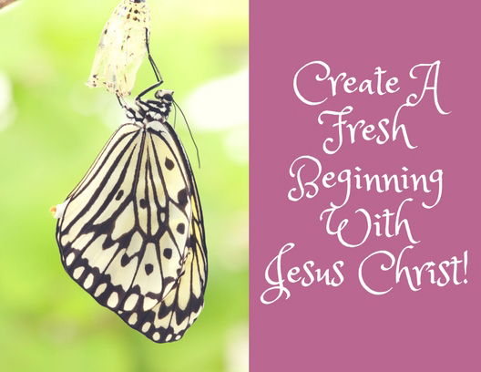 Create Your Fresh Beginning