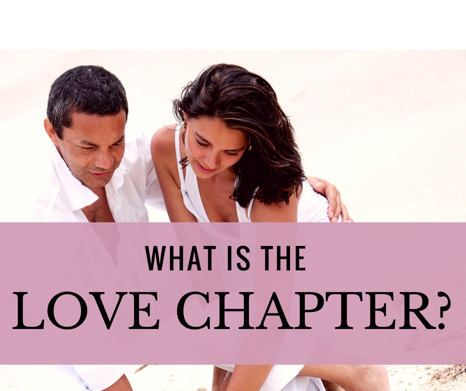 Love Chapter - God's Transforming Grace