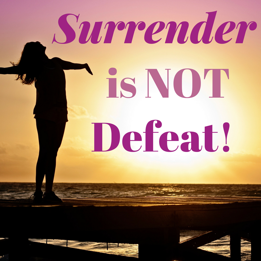 Surrender - God's Transforming Grace