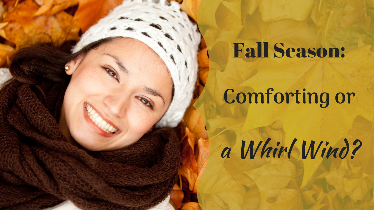 Fall Season - God's Transforming Grace