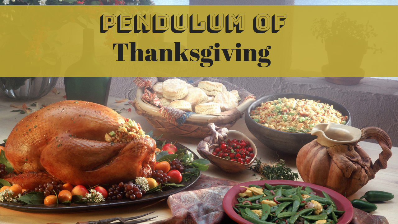 Thanksgiving - God's Transforming Grace