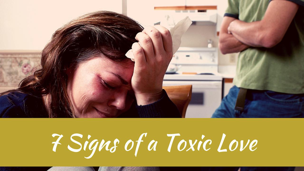 Toxic Love - God's Transforming Grace